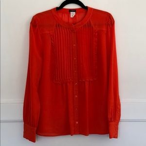 JCrew blouse.